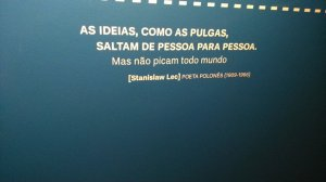 ideias e pulga