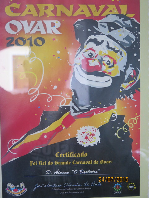 Certifiicado do reinado