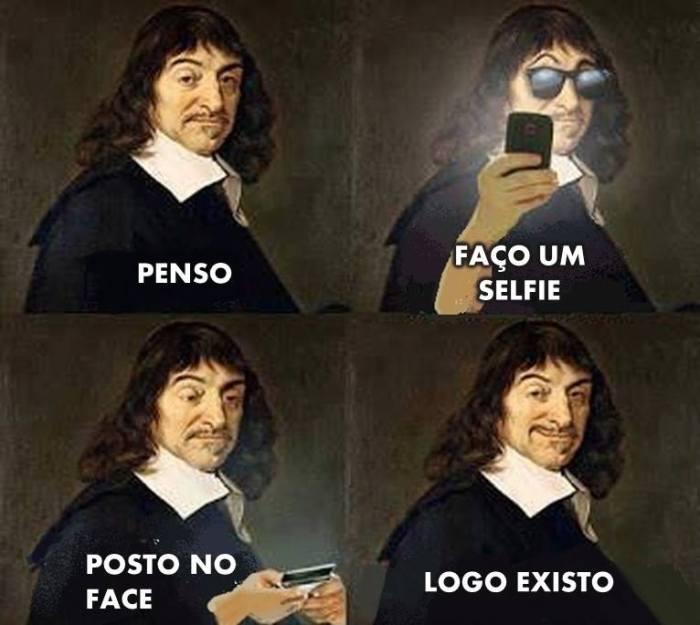 Selfie ergo sum
