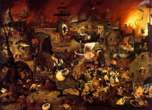 Dulle Grete Brueghel