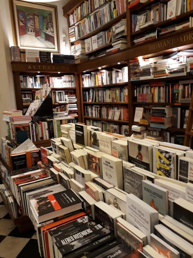 Livraria Menendez. Centro de Buenos Aires